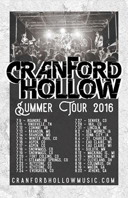 Cranford Hollow summer 2016