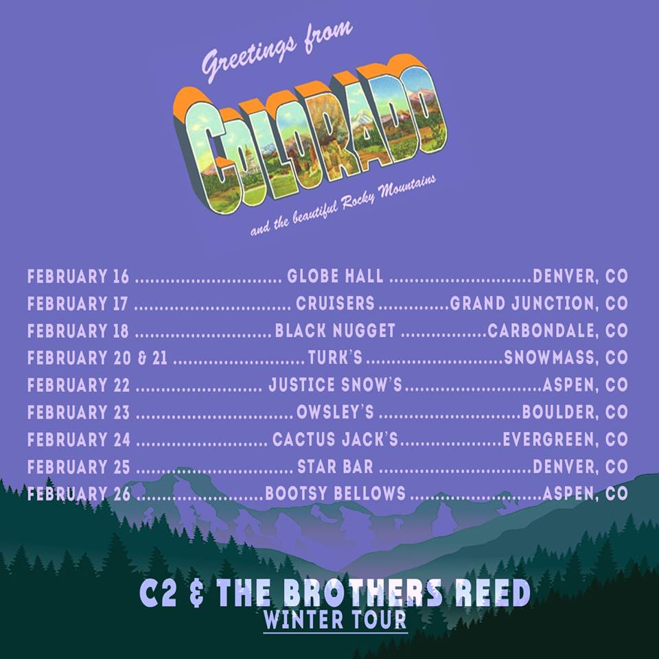 C2 winter tour